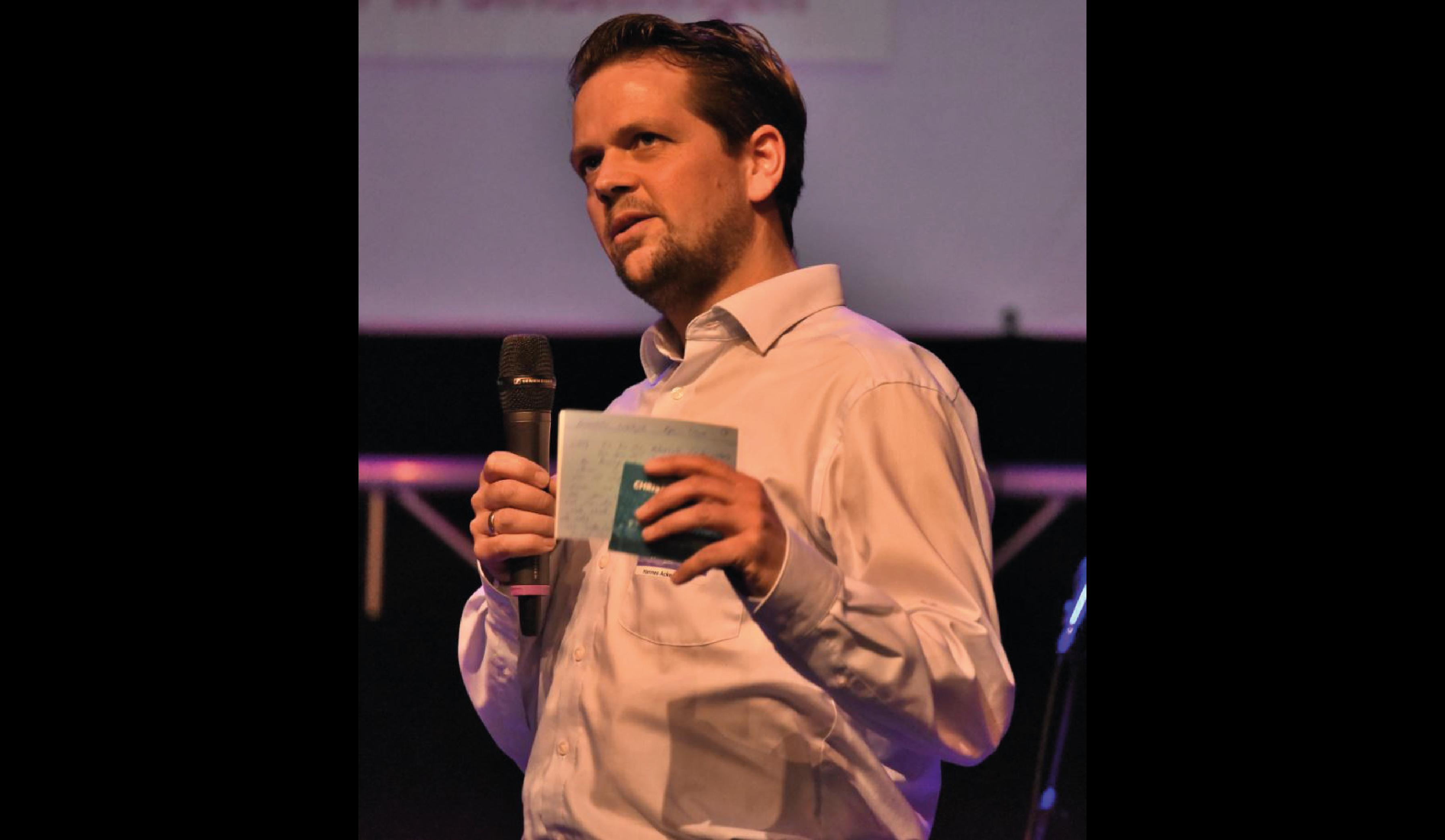 13. Daimler-Christen-Treffen – Hannes Ackermann