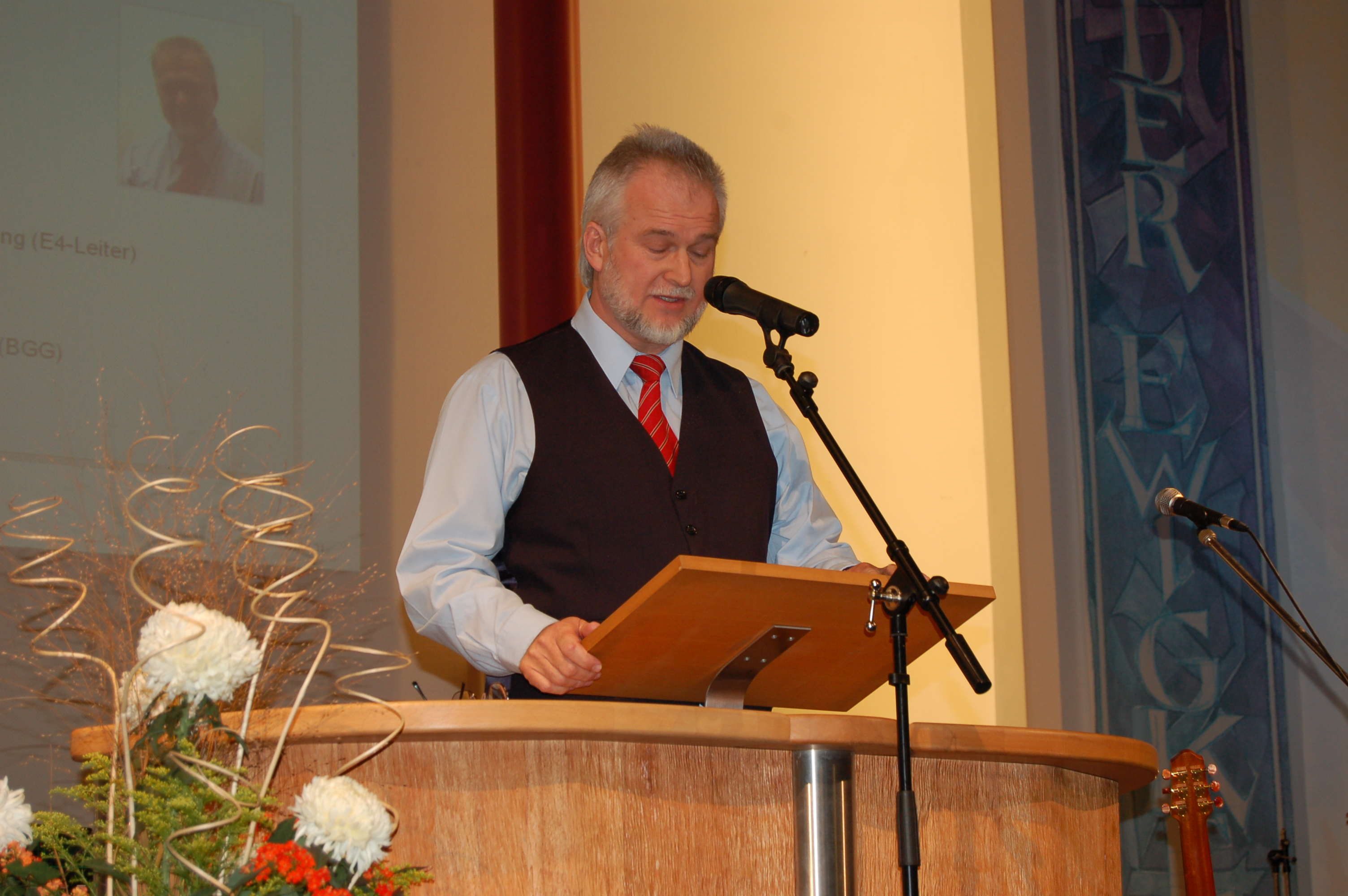 1. Daimler-Christen-Treffen - Günter Kroll