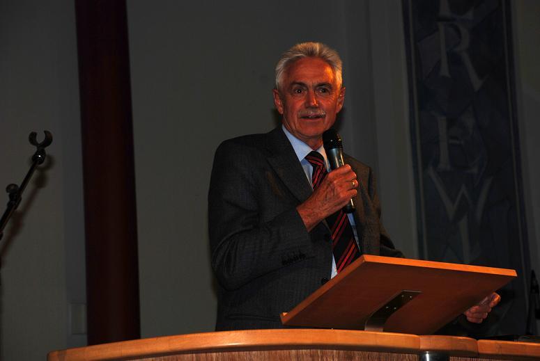 2. Daimler-Christen-Treffen - Christoph Häselbarth