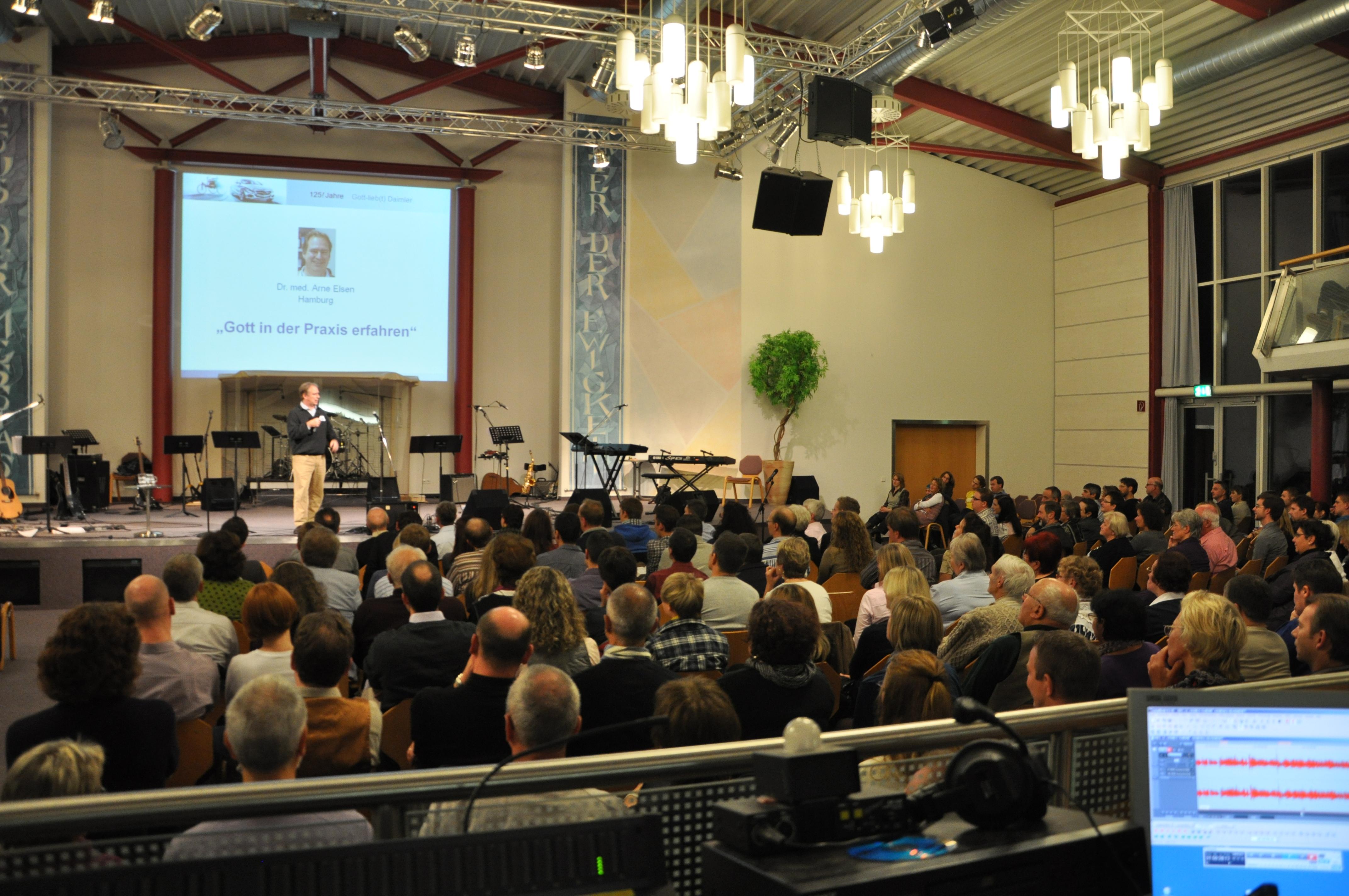 6. Daimler-Christen-Treffen - Arne Elsen