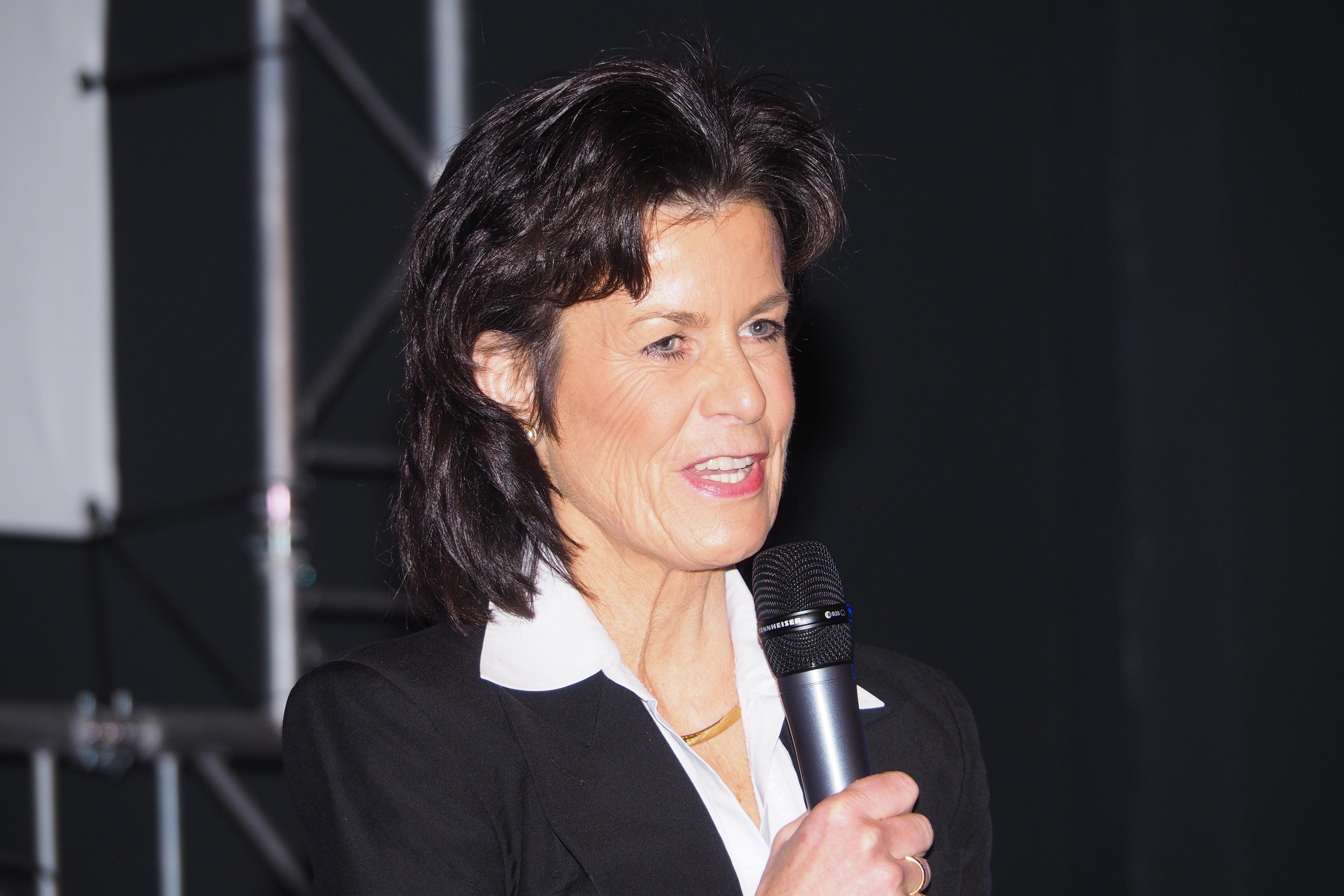 10. Daimler-Christen-Treffen - Dr. Annette Winkler 2