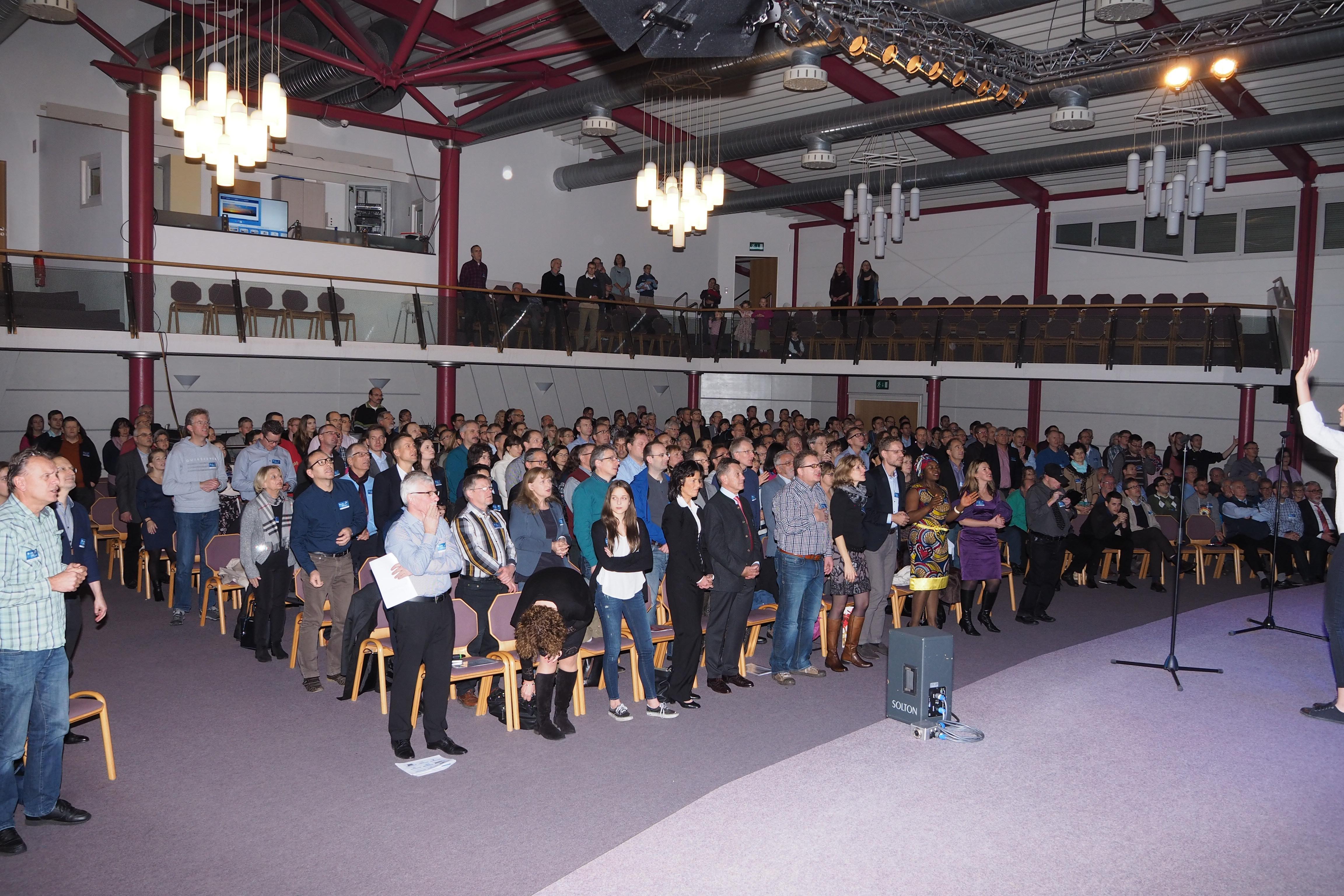 10. Daimler-Christen-Treffen - Plenum