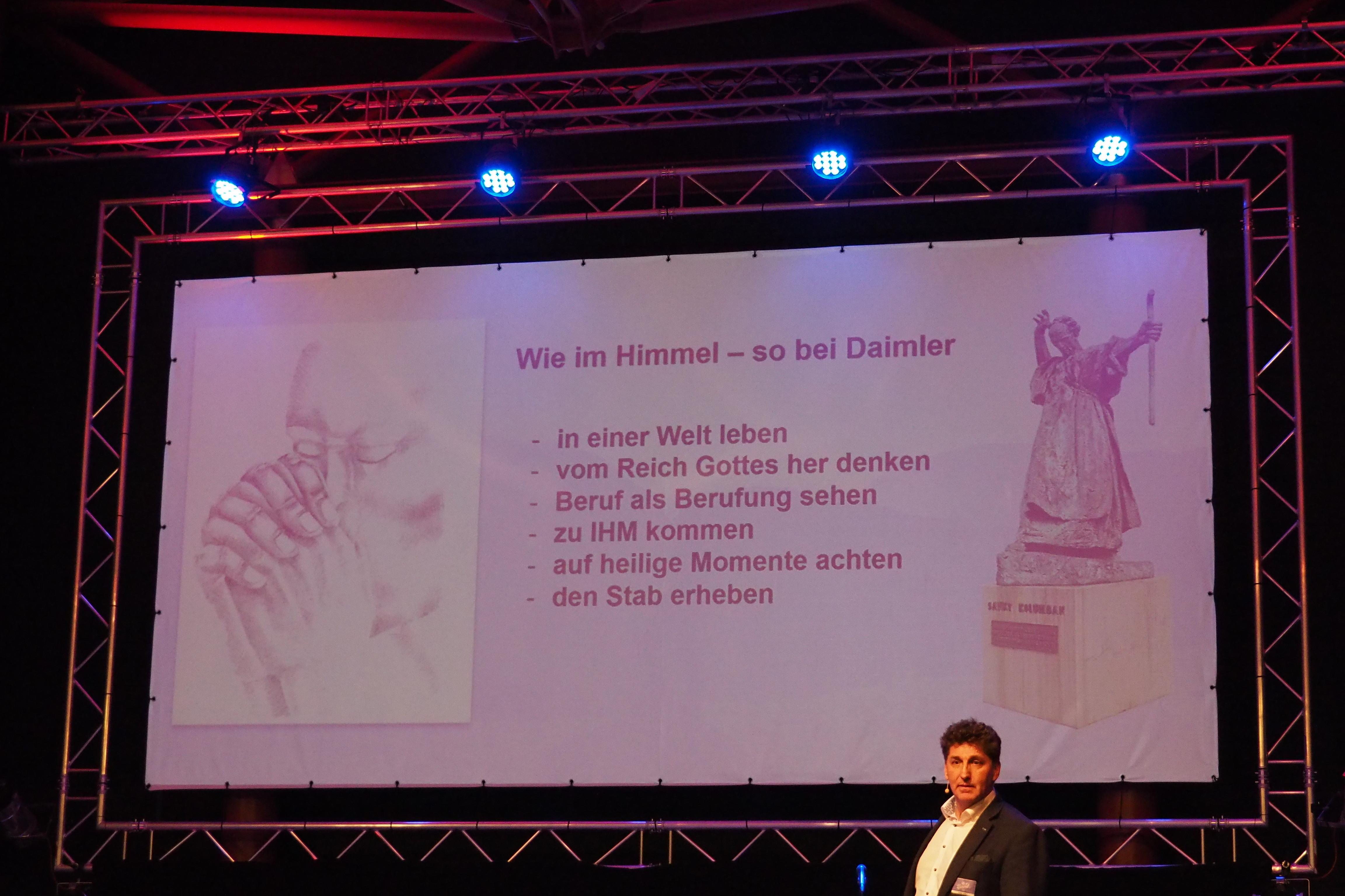 13. Daimler-Christen-Treffen - Stefan Vatter 2