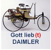 Daimler Gebetsapp Icon