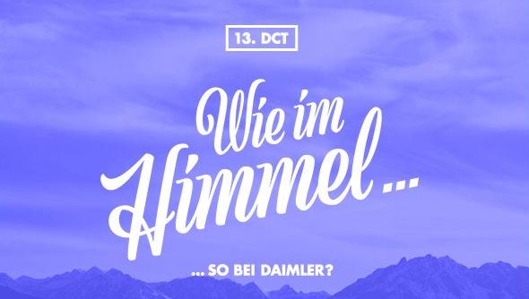 Christen bei Daimler – 13. DCT